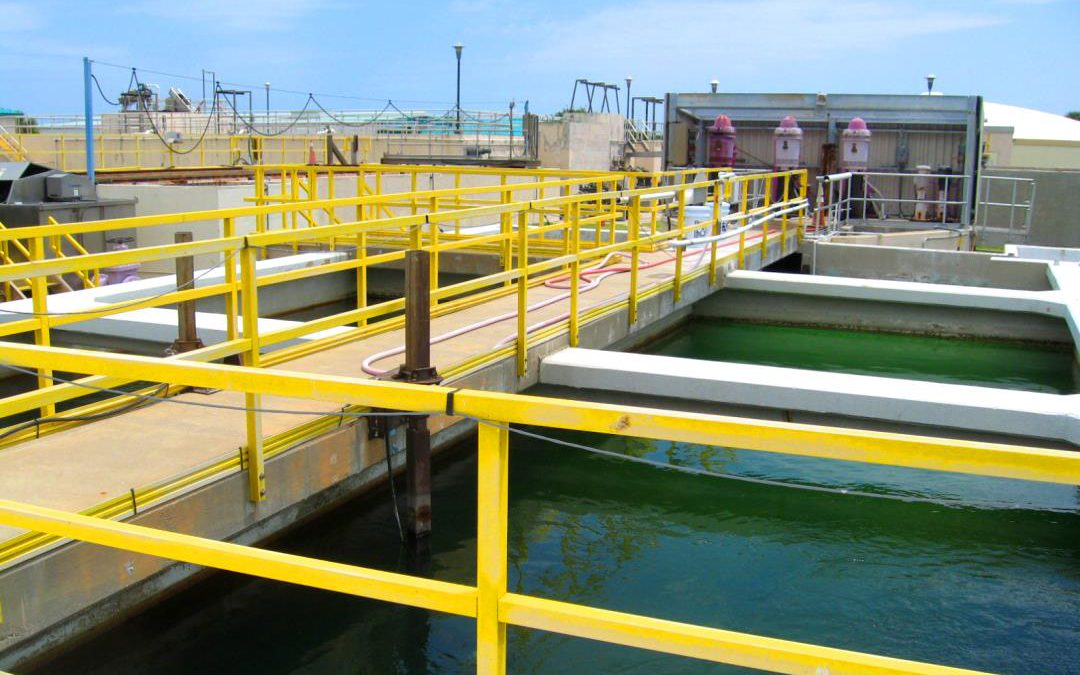 Cocoa Beach Water Reclamation Facility Improvements