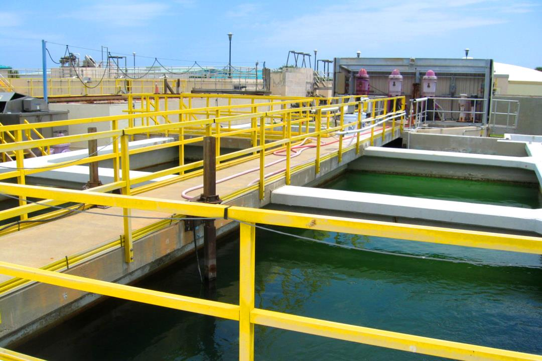 Cocoa Beach Water Reclamation Facility Improvements