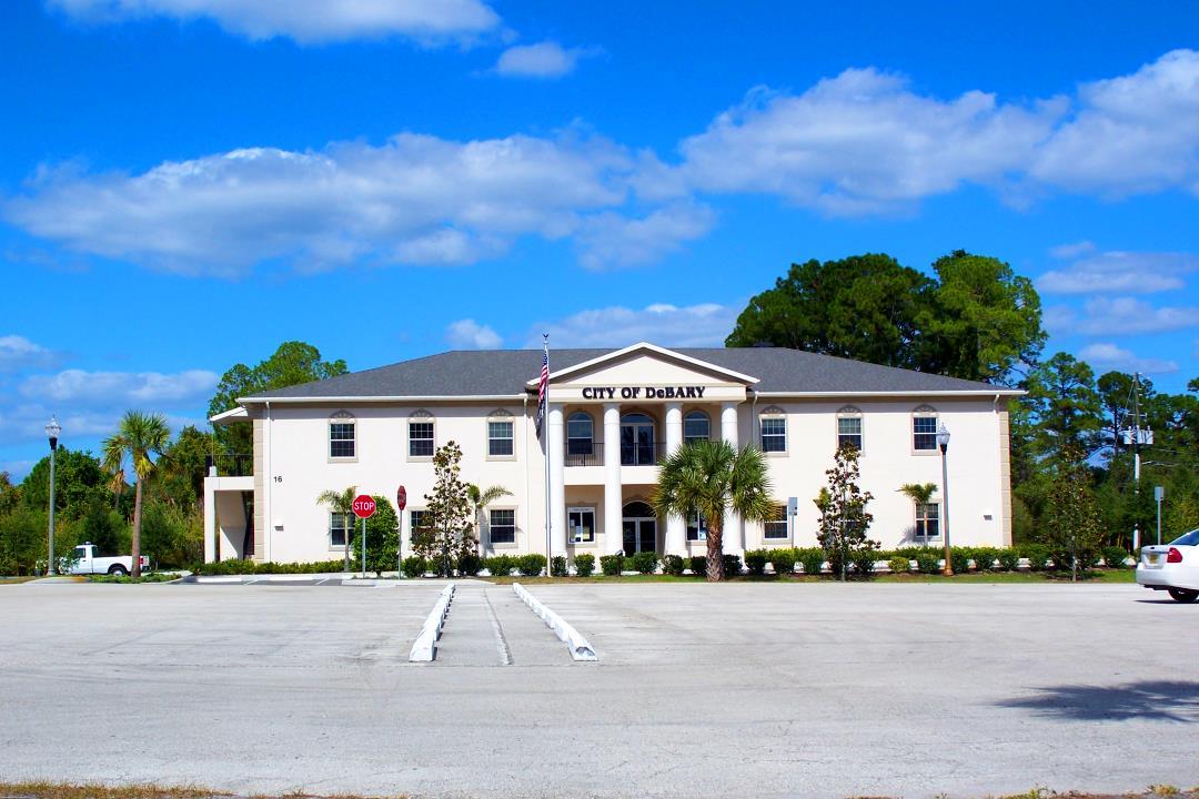 DeBary, Florida City Hall