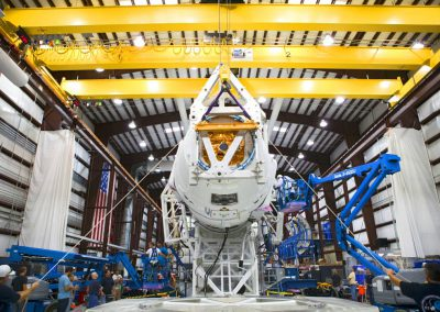 Payload Processing Facility at NASA Launch Complex 40