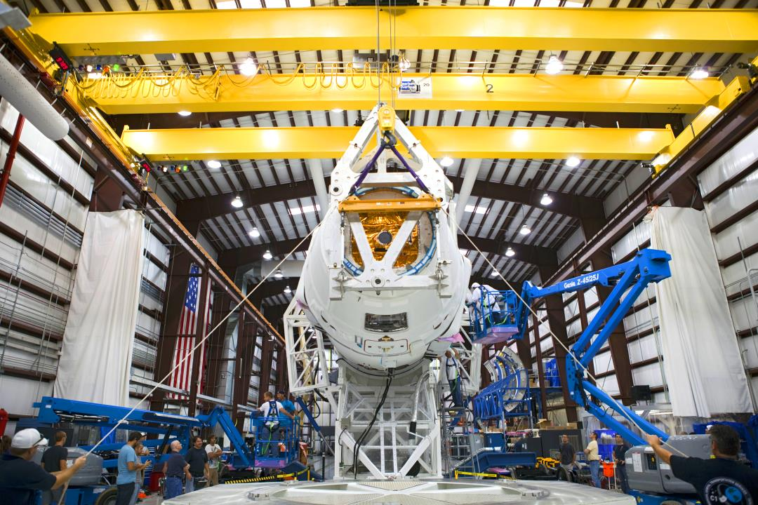 NASA Launch Integration Facility